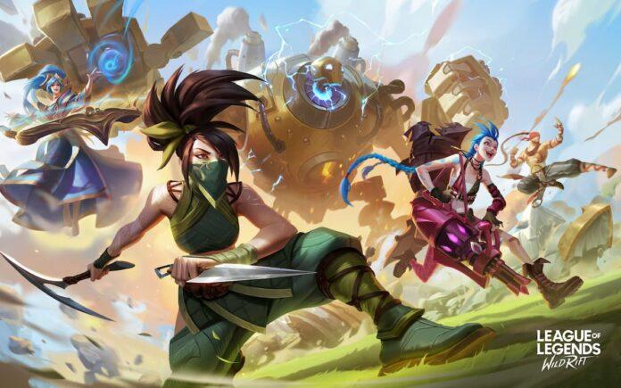 Wild Rift 2.4c update