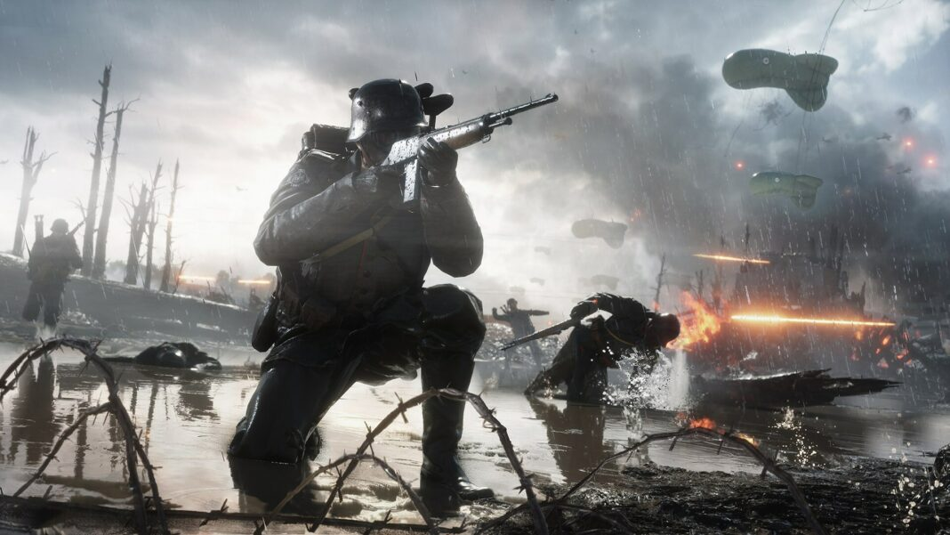 Battlefield Mobile announced