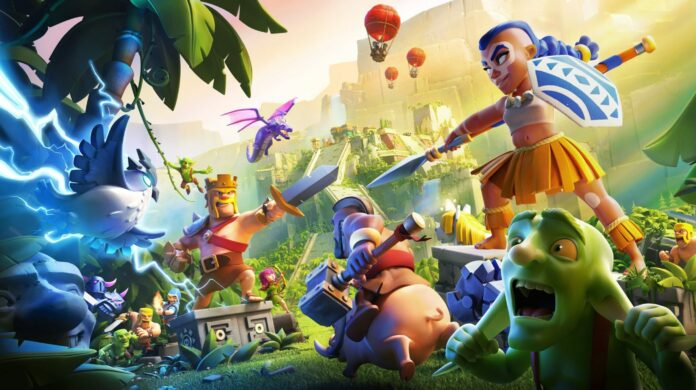 Clash of Clans April 2021 Update | Touch, Tap, Play