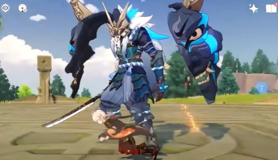 Genshin Impact Inazuma New Boss