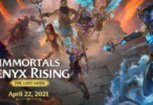 Immortals Fenyx Rising – The Lost Gods
