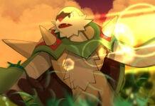 Pokemon Go chesnaught