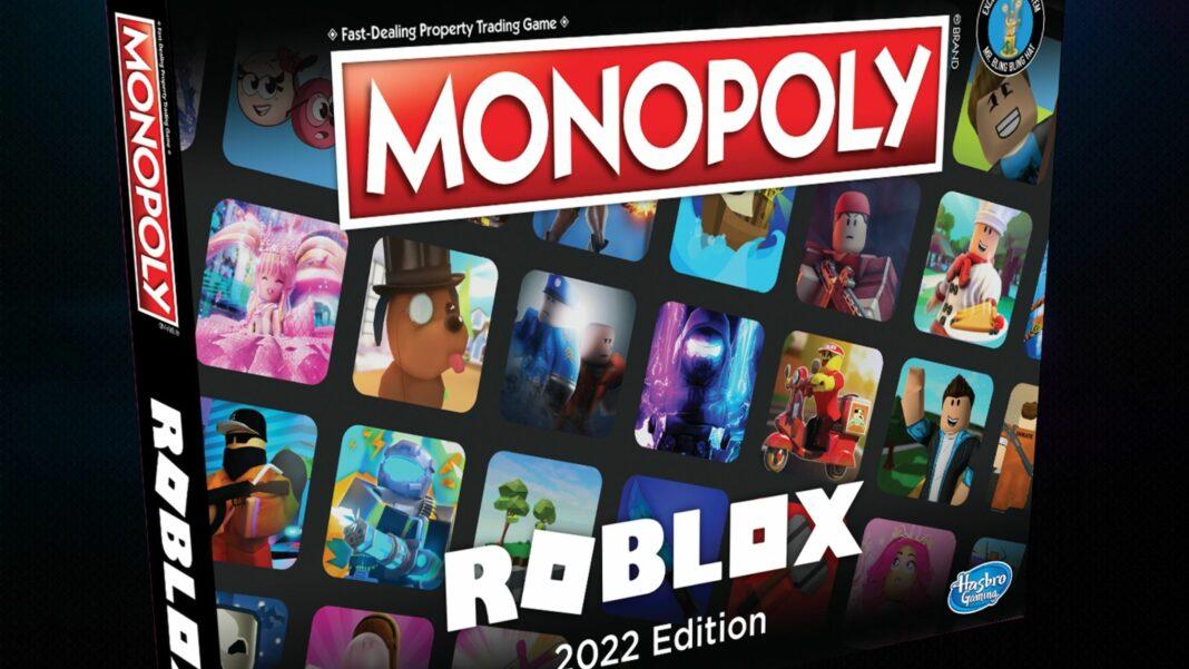 Roblox Monopoly Preorder