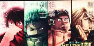 Roblox One Piece Millennium 3 Codes