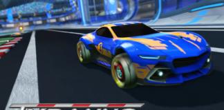 Rocket League New Tyranno Car