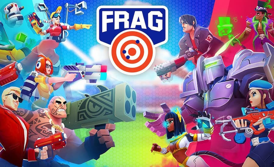 Frag Pro Shooter Characters