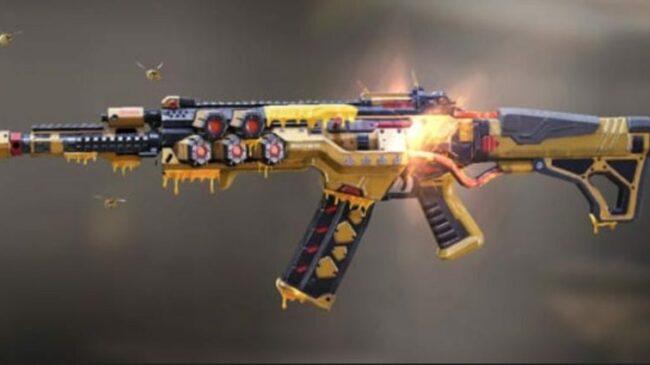 Best COD Mobile Gun Skins