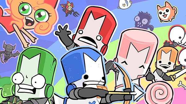 How to unlock all characters in Castle Crashers