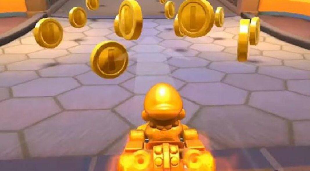 Coin Rush Mode