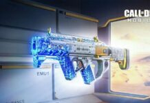 Best COD Mobile Gun Skins