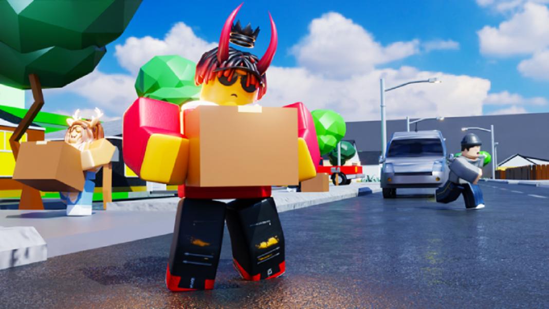 Delivery Simulator Roblox