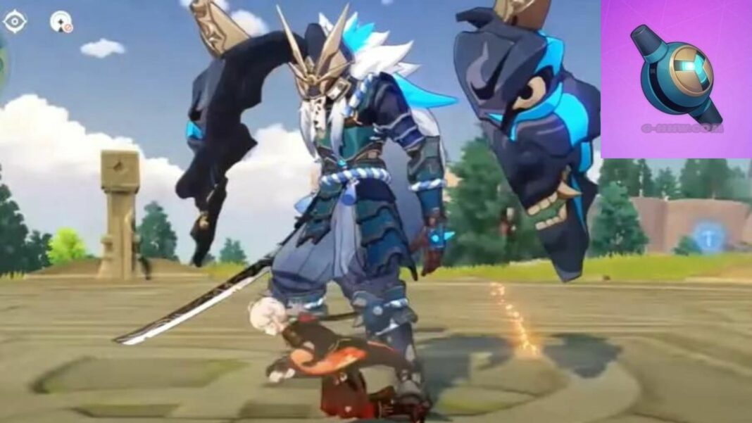 Genshin Impact Maguu Kishin