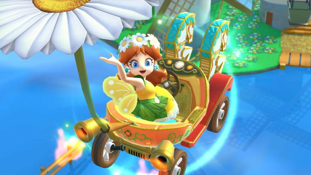 Mario Kart Tour All Heart Drivers