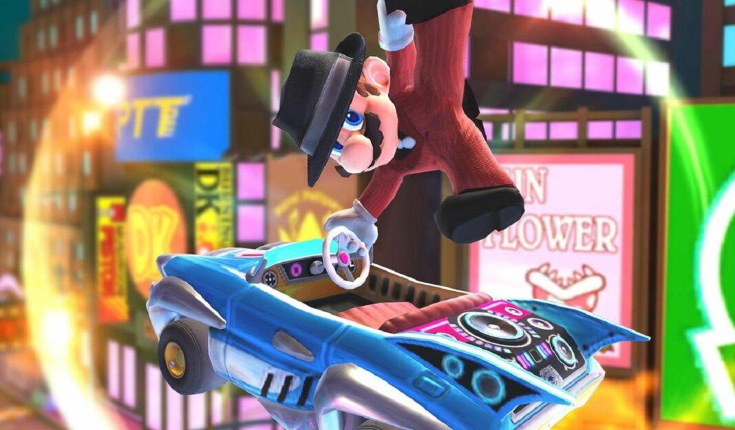 Mario Kart Tour Drivers with Tie