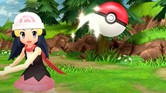 Pokémon Brilliant Diamond and Shining Pearl