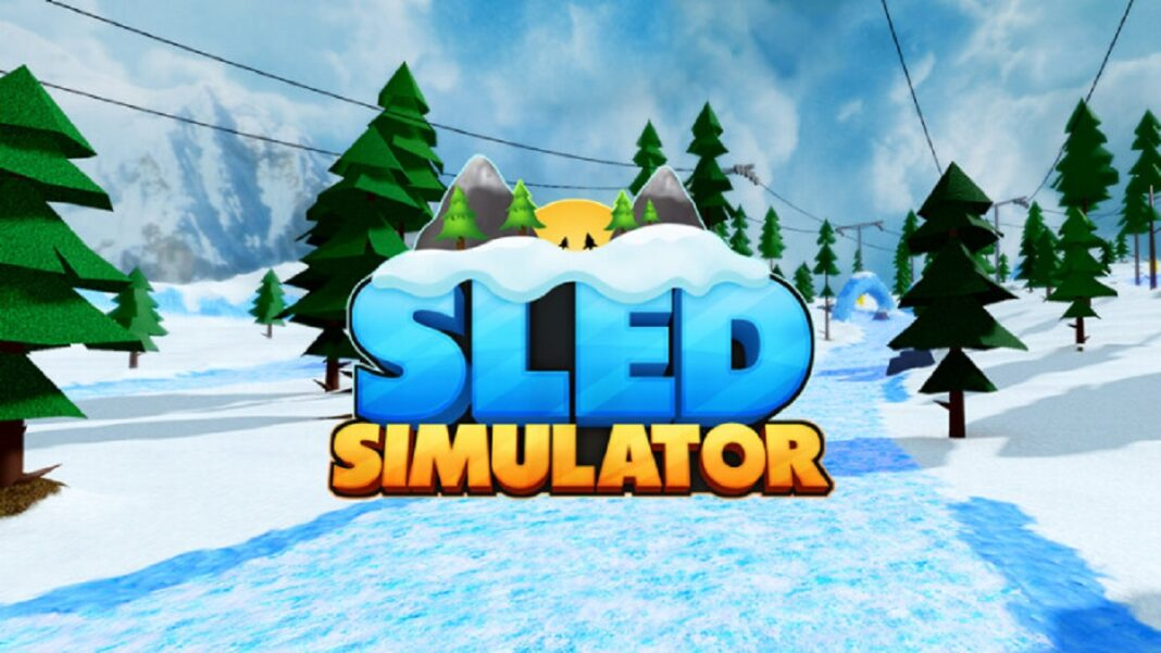 Roblox-Sled-Simulator