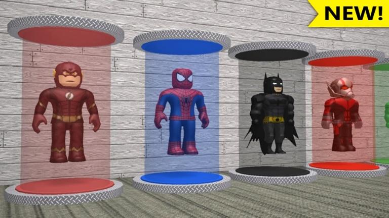 Super Hero Tycoon Codes