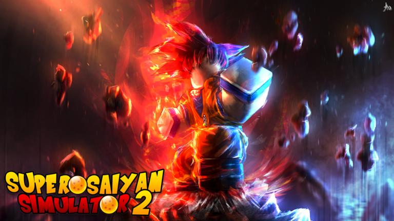 Super Saiyan Simulator 2 Codes
