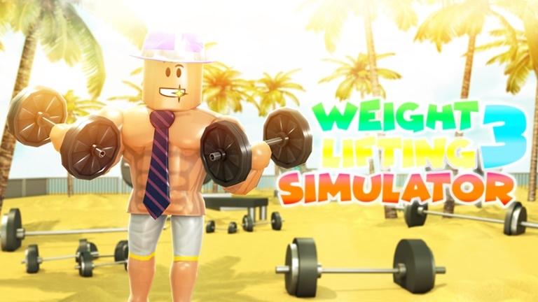 Weight Lifting Simulator Code
