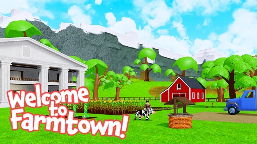 Welcome to Farmtown