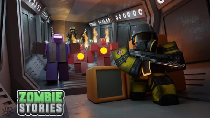Roblox Zombie Stories Codes