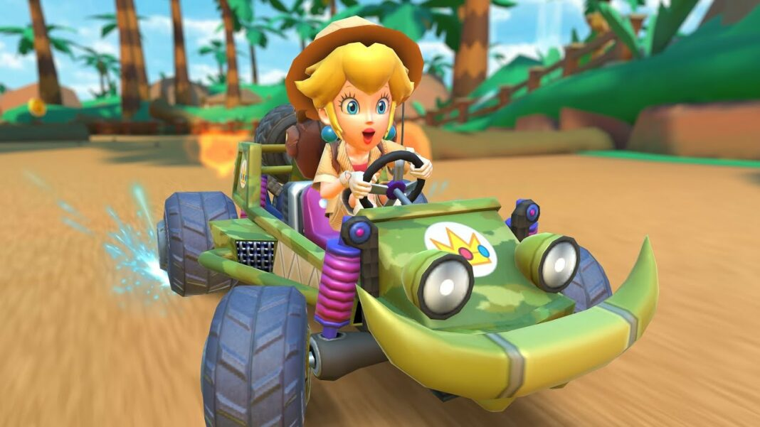 All Bo-mb cannon drivers in Mario Kart Tour