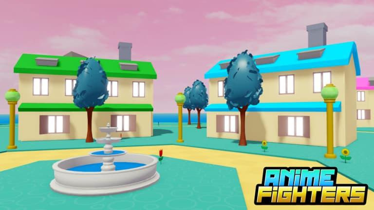 Anime Fighters Simulator Code