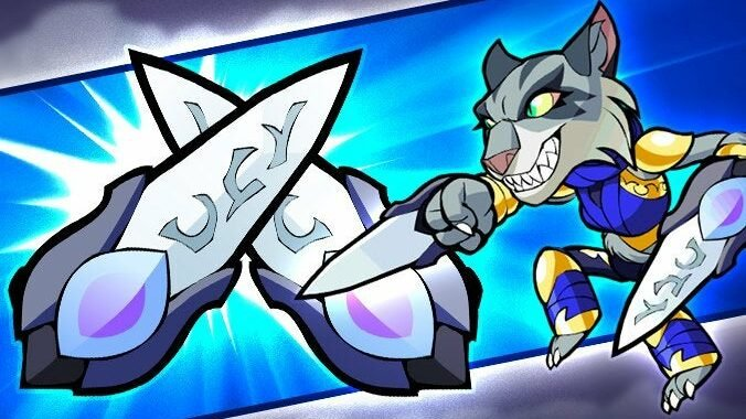 Best Katar Combos in Brawlhalla