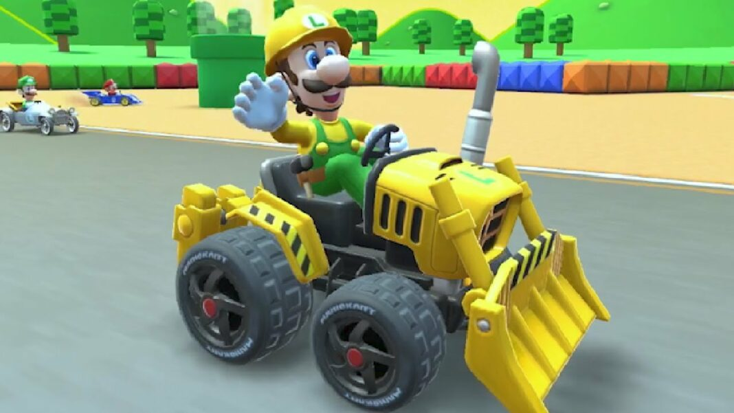 All drivers with a hammer in Mario Kart Tour