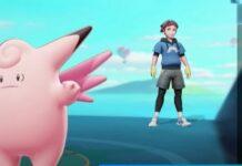 Clefable in Pokemon Unite