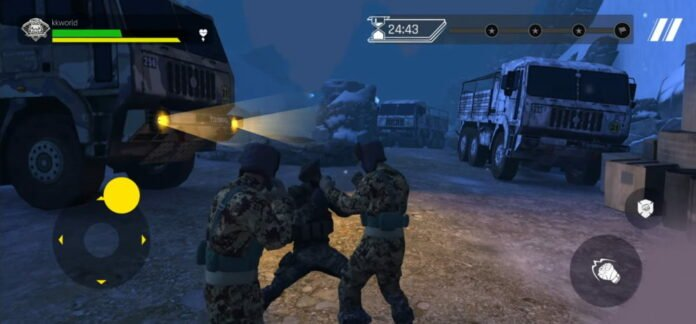 FAUG TDM early access APK download