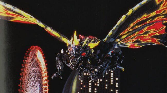 Battra Monster in Godzilla Battle Line
