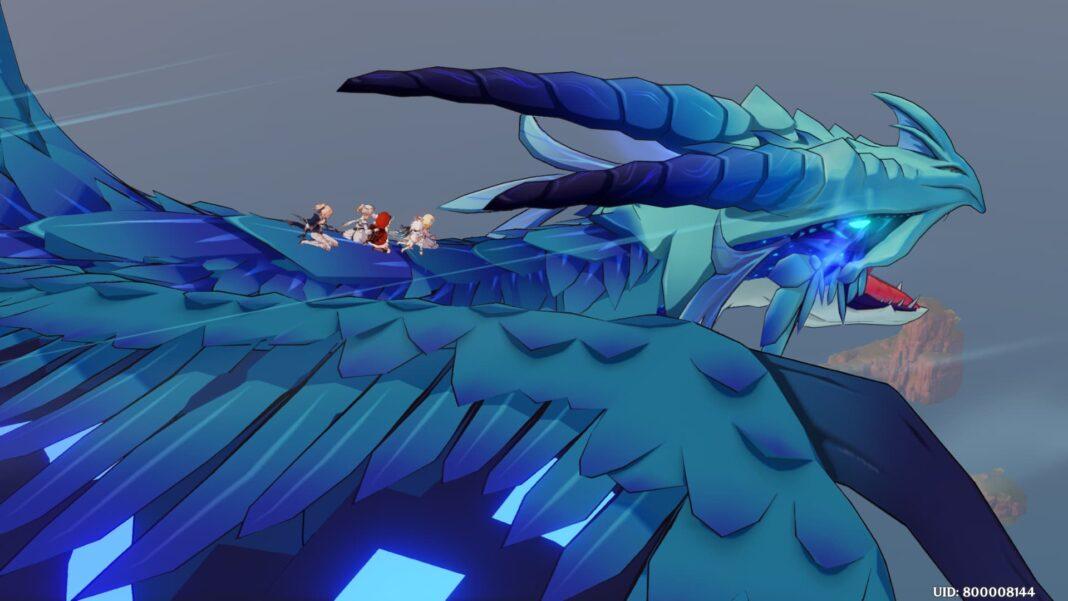 Genshin Impact Mysterious Islands quest