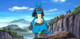 Lucario in Pokemon Unite