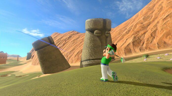 Mario Golf: Super Rush