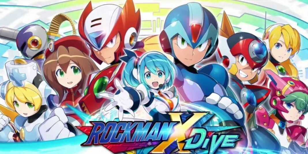 How to Register for the Megaman X DiVE Early Access Beta