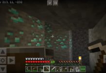 On what level do diamonds Spawn in Minecraft