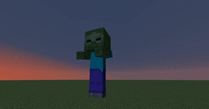 giant zombie in minecraft guide
