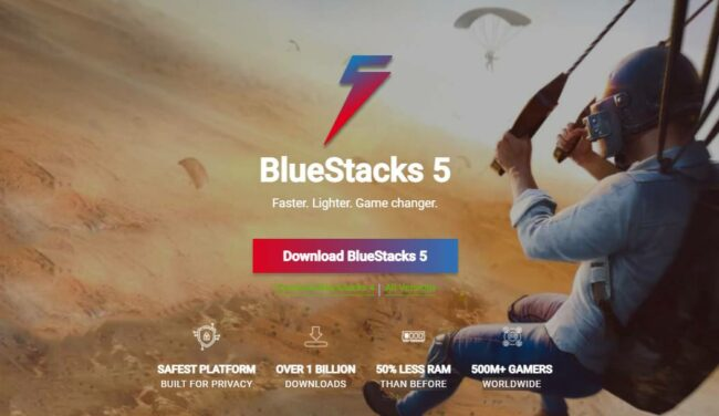 Download Bluestacks 5