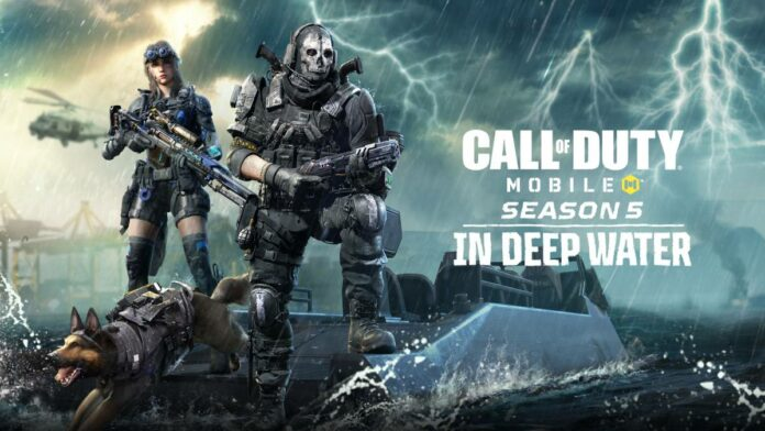 COD Mobile Season 5 patch notes