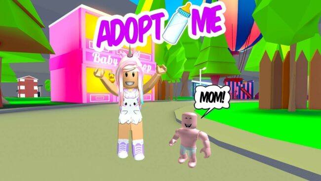 Baby in Adopt Me