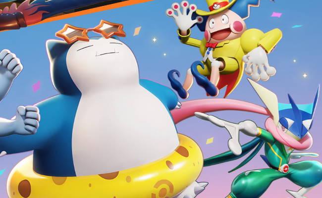Pokemon Unite Skins Every Costume In Pokemon Unite So Far Touch Tap Play