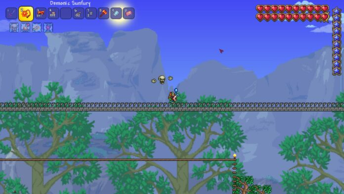 how to get mana crystals terraria