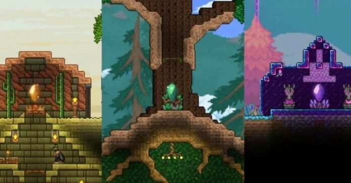 terraria guide on how to get and use pylons