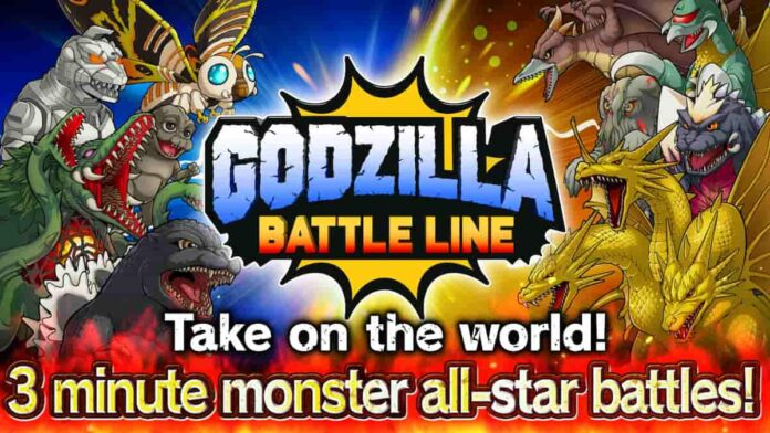 An ultimate guide to increase Arena rank in Godzilla Battle Line