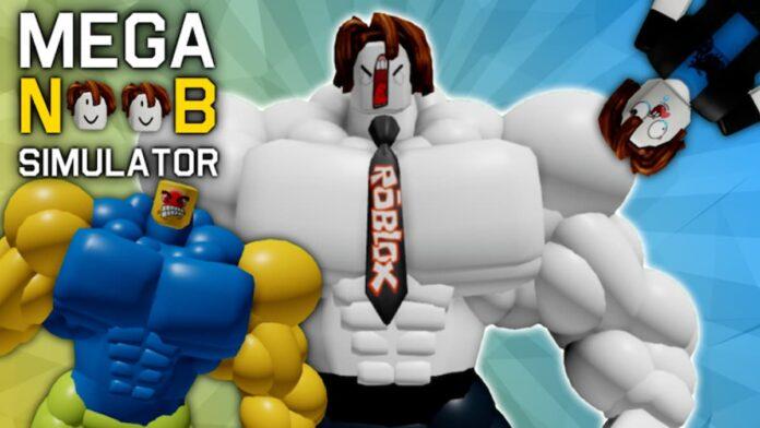 Roblox Mega Noob Simulator codes