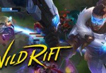Lucian Wild Rift