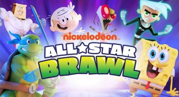 Nickelodeon All-Star Brawl Characters List
