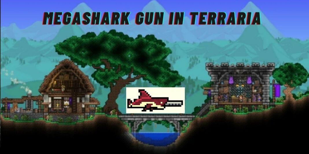 How to Get a Megashark in Terraria