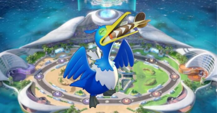 Pokémon Unite Cramorant Build Guide